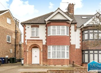 Thumbnail 3 bedroom semi-detached house to rent in Cissbury Ring North, Woodside Park