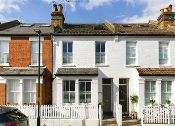 Thumbnail 4 bedroom terraced house for sale in York Road, Teddington