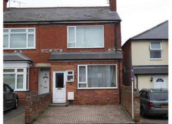 3 bed end terrace house for sale in Norcot Road, Tilehurst, Reading RG30