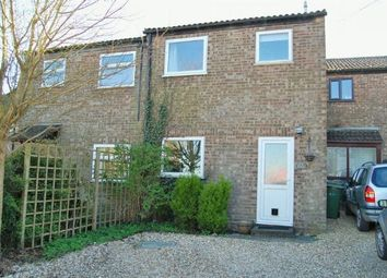 Thumbnail 2 bed terraced house for sale in Booth Close, Pattishall, Towcester