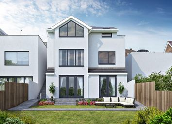 Thumbnail 4 bed detached house for sale in Highbank, Brighton