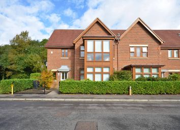 Thumbnail 3 bed end terrace house for sale in Lakeside Drive, Chobham