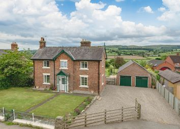 Thumbnail 3 bed detached house for sale in Marton, Nr Welshpool