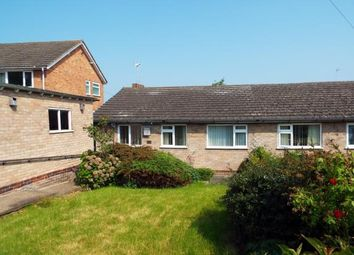 Thumbnail 2 bed bungalow for sale in Midhurst Close, Chilwell, Nottingham
