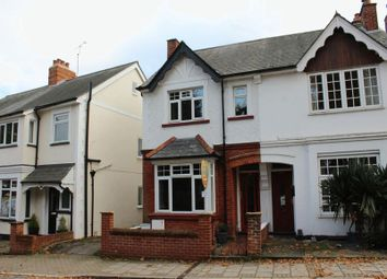 Thumbnail 3 bed semi-detached house for sale in Church Hill, Aldershot