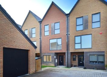 Thumbnail 3 bed terraced house for sale in The Residence, 263 Lakeside Boulevard, Doncaster, South Yorkshire