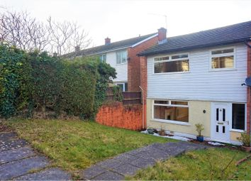Thumbnail 3 bedroom end terrace house for sale in Llandilo Close, Dinas Powys