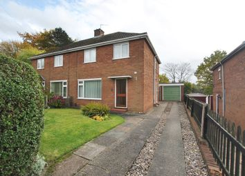 Thumbnail Semi-detached house for sale in Hollyhurst Road, Wrockwardine Wood, Telford