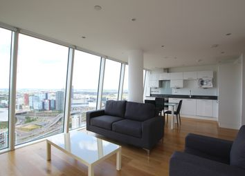 Thumbnail 2 bed flat to rent in Halo Tower, 158 High Street, Stratford