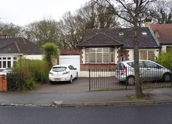 Thumbnail 5 bedroom semi-detached bungalow for sale in The Avenue, London