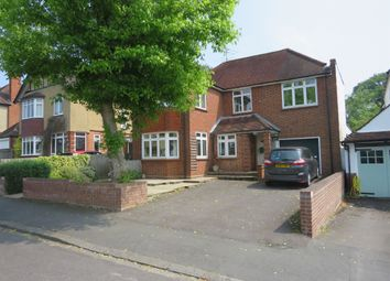 Thumbnail 4 bedroom detached house for sale in Belmont Park Avenue, Maidenhead