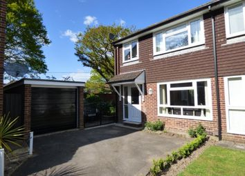 Thumbnail 3 bed end terrace house for sale in Testbourne Close, Totton