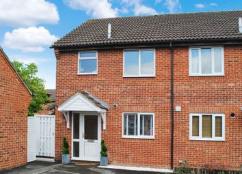 Thumbnail 3 bed semi-detached house for sale in Wilfred Way, Thatcham