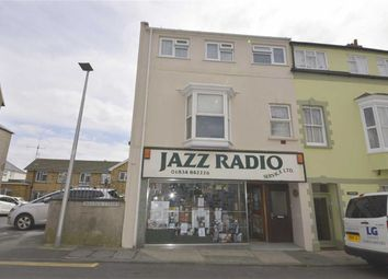 Thumbnail 3 bed flat for sale in Ventnor House, 1, Warren Street, Tenby, Dyfed