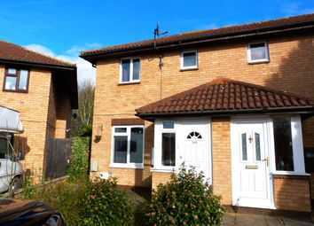 Thumbnail 2 bed semi-detached house to rent in Pomander Crescent, Milton Keynes