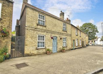 Thumbnail 3 bed link-detached house for sale in West Street, Godmanchester, Huntingdon, Cambridgeshire