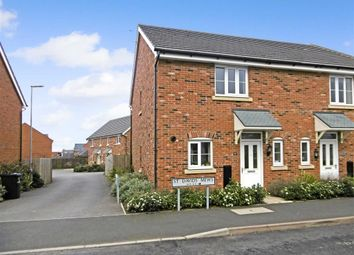 Thumbnail 2 bed semi-detached house for sale in St Davids Mews, Abbey Park Way, Crewe