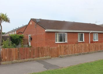 Thumbnail 2 bed semi-detached bungalow for sale in Lime Close, Weston-Super-Mare, Somerset