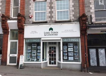 Thumbnail Retail premises to let in 52 North Hill, Plymouth, Devon