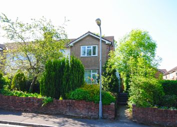 Thumbnail 2 bed flat to rent in Pennant Crescent, Lakeside, Cardiff