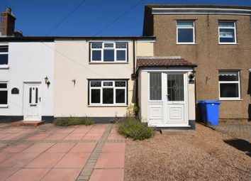 Thumbnail 3 bed terraced house for sale in Church Road, Blundeston, Lowestoft