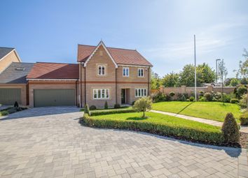 Thumbnail 5 bed detached house for sale in The Kingfisher, Plot 2, Lydgate Fields, Fairfield, Herts
