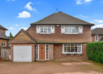 Thumbnail 4 bed detached house for sale in The Comyns, Bushey, Hertfordshire