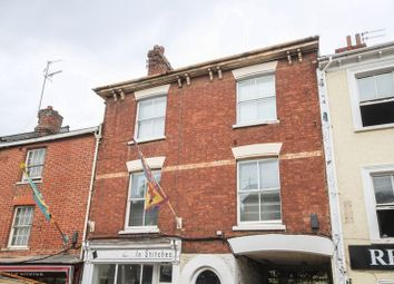 Thumbnail 2 bed flat to rent in High Street, Crediton