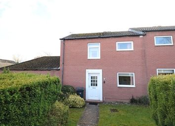 Thumbnail 2 bed terraced house for sale in Jaysmith Close, Carlisle, Cumbria