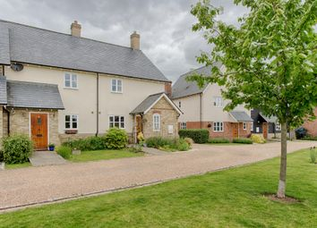 Thumbnail 3 bedroom end terrace house for sale in Farm Place, Little Hadham, Ware