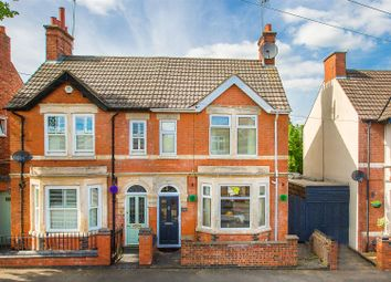 Thumbnail 3 bed semi-detached house for sale in Kingsley Avenue, Kettering