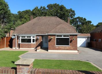 Thumbnail 3 bed detached bungalow for sale in Anmore Road, Denmead, Waterlooville