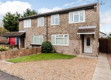 Thumbnail 3 bedroom semi-detached house for sale in Northfield Park, Ely