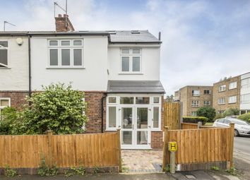 Thumbnail 3 bed end terrace house to rent in Albert Road, Ealing, London