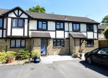 Thumbnail 2 bed terraced house for sale in Morley Close, Yateley