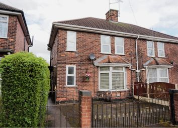 Thumbnail 3 bed semi-detached house for sale in Collins Avenue, Sutton-In-Ashfield