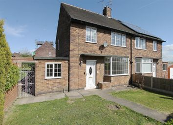 Thumbnail 3 bed property for sale in Dade Avenue, Inkersall, Chesterfield