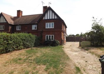 Thumbnail 2 bed semi-detached house for sale in Waltham Abbey, Essex