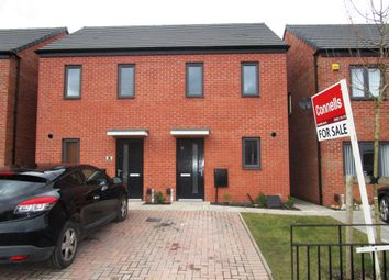 Thumbnail 2 bed semi-detached house for sale in Akron Drive, Oxley, Wolverhampton
