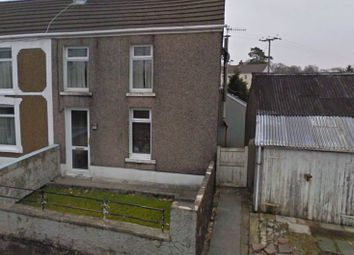 Thumbnail 3 bed semi-detached house for sale in Heol Rhyd Ddu Fach, Swansea