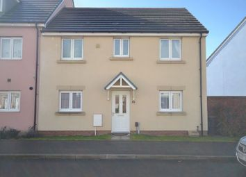 Thumbnail 3 bedroom semi-detached house for sale in Spacious Modern House, Bessemer Drive, Newport
