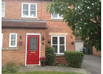 Thumbnail 3 bedroom semi-detached house for sale in Rainsborough Way, York