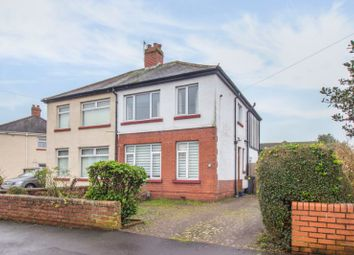 3 bed semi-detached house for sale in Chamberlain Road, Llandaff North, Cardiff CF14