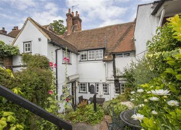 Thumbnail 3 bedroom terraced house for sale in Trinity Churchyard, Guildford, Surrey