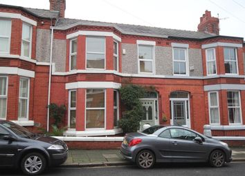 Thumbnail 3 bed terraced house to rent in Hillside Road, Allerton, Liverpool