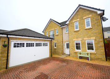 Thumbnail 5 bed detached house for sale in Willow Court, Stewarton, East Ayrshire
