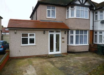 Thumbnail 4 bed semi-detached house to rent in Oakmead Gardens, Edgware