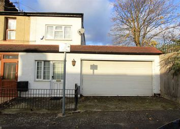 Thumbnail 1 bed end terrace house for sale in Surrey Road, Barking, Essex