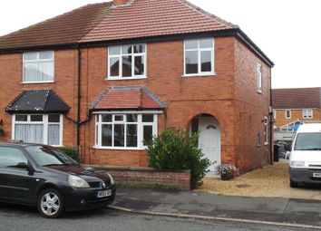 Thumbnail 3 bed semi-detached house to rent in Huntingtower Road, Grantham