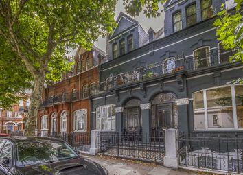 Thumbnail 4 bed flat to rent in Vereker Road, London